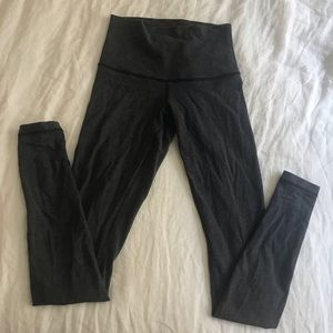 Lululemon Cotton Full Length Leggings